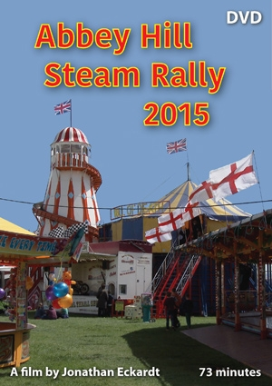 Abbey Hill Steam Rally DVD 2015